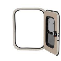 Challenger Door provides custom-built teardrop trailer doors. We are the only major door manufacturer with no minimum order. Located in Nappanee IN. Call (574) 773-0470