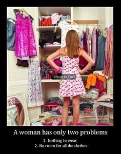 Universal Problem of All Girls in World