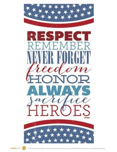 downloadable memorial day poster