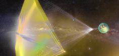 Stephen Hawking planea revolucionar el mundo de los viajes espaciales - http://www.actualidadgadget.com/stephen-hawking-planea-revolucionar-mundo-los-viajes-espaciales/