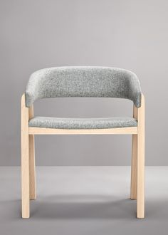 Minimalist Furniture Duo Enhancing Modern Spaces: Oslo Chair