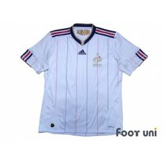 03fb4472883 France 2010 Away Shirt - Online Store From Footuni Japan サッカー