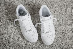 Nike Air Force 1 low white fash-n-chips.com