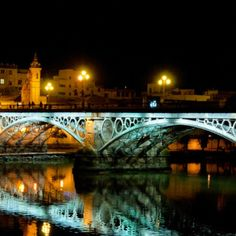 Puente de #Triana, #Sevilla.