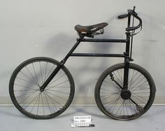 1896 Crypto Cycle co Alpha Bantam bicycle/bicyclette #bicycle #bicyclette