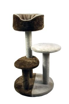 Hiding Cat Tree House Condo Tower Furniture Sisal Scratch Post Activity Play *** Awesome cat product. Click the image : Cat Beds and Furniture