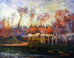 "Othon Friesz:  ""The Cottage"""