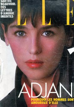 ISABELLE ADJANI Camille Claudel, Isabelle Adjani, World Most Beautiful Woman, French Actress, Famous Women, True Beauty, Theatre, Stars, Celebrities