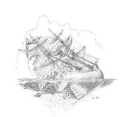 I want to get a ship wreck tattoo on my thigh