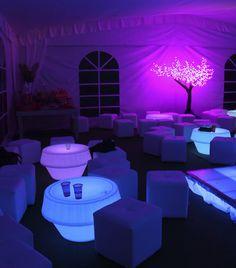 Salas Lounge - CELEBRA eventos México