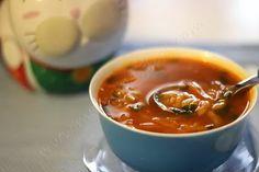 10 aylık bebekler için sebzeli çorba tarifi