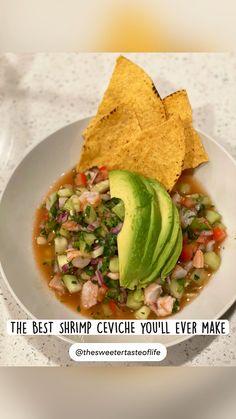 Shrimp Recipes, Fish Recipes, Mexican Food Recipes, Appetizer Recipes, Salmon Recipes, Appetizers, Healthy Snacks, Healthy Eating, Healthy Recipes