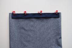 Nähanleitung für einen Turnbeutel » BERNINA Blog Couture, Baby Sewing, Simple, Coin Purse, Backpacks, Wallet, Bags, Diy, Bento