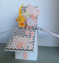 A personal favorite from my Etsy shop https://www.etsy.com/listing/468862963/3-d-new-baby-baby-shower-new-arrival-pop
