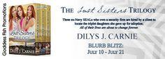 KATHLEEN'S PLACE TO RELECT : BLURB BLITZ & GIVEAWAY ~ THE LOST SISTERS TRILOGY ...