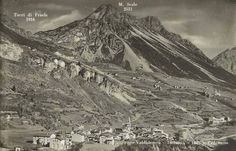 Old photo of Isolaccia . Family History, Old Photos, Culture, Mountains, Travel, Old Pictures, Viajes, Vintage Photos, Destinations