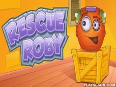 Rescue Roby  Android Game - playslack.com , Rescue Roby is a problem game for people of physics and physics. You have to pass dozens of levels and make all the mechanisms activity and make the work using the physics laws, physics and your fast humors! On the whole there are 65 levels and 4 sections in the game. During this around-the-clock entertainment you need to gain the crowning goal at all costs: support the robot flee a robot plant and rescue it from fatal change! You will have a lot…