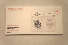 """Temporary Love"" Javier Rubín. Exposición ""The Pop-Up Royal Academy / The Shop"" Real Academia de Bellas Artes de San Fernando. Madrid #arte #artecontemporáneo #arteespañol #Arterecord 2015 https://twitter.com/arterecord"