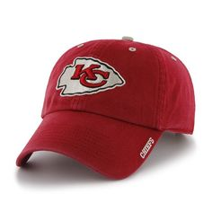 37962ec14c866 Kansas City Chiefs Ice Hat by   47 Brand. Click to order! -