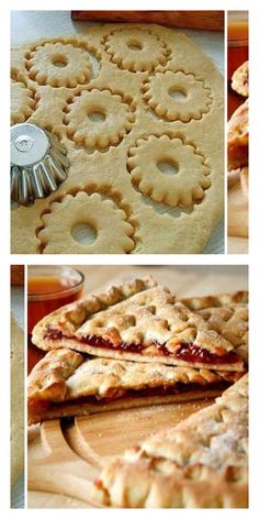Sugar Cookie Recipe Easy, Easy Sugar Cookies, Cookie Recipes, Easy Banana Bread, Sweet Pie, Russian Recipes, Pinterest Recipes, Sweet Recipes, Bakery