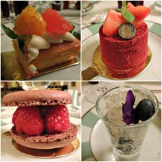 The prettiest gluten free afternoon tea pastries around and can be found at Claridges hotel in London #afternoontea #glutenfree