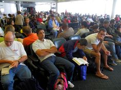 What compensation is due to you if you're bumped from a flight due to overbooking.