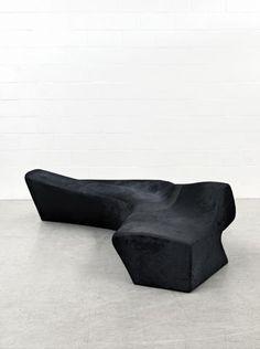 Zaha Hadid for Sawaya & Moroni 'Moraine' Sofa designed 2000