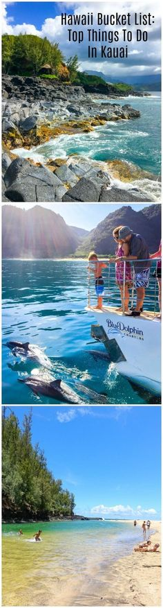 Hawaii Bucket List: Top Things To Do In Kauai - Discover hidden gems, must-see landmarks, and best attractions, excursions, and restaurants on the island!