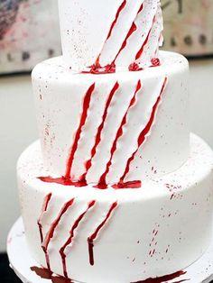 Boda zombi: pasteles para un enlace siniestro