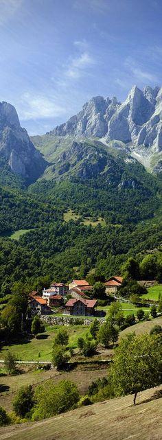 Tanarrio, Cantabria. ESPAÑA