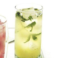 Icy cold Mojito..hmm refreshing!