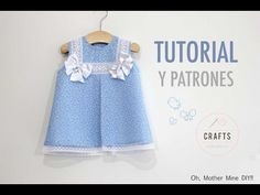 Nothing found for 2015 03 Diy Como Hacer Pelele Para Bebe Sewing Kids Clothes, Sewing For Kids, Baby Sewing, Doll Clothes, Cotton Frocks, Cotton Dresses, Couture Bb, Baby Dress Patterns, Frocks For Girls