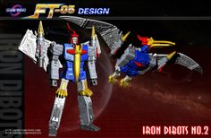 Soar Blue Anime Version - Iron Dibots - Re-Issue Transformers 3, Transformers Masterpiece, Blue Anime, Fans, Anime Version, Thing 1, Toys For Boys, Power Rangers, Dragon Ball Z