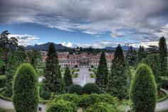 Varese, Giardini Estensi. Foto di IAT Varese. Lombardy