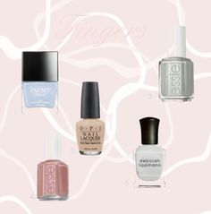 my top 10 Spring/Summer '15 nail colors | trace