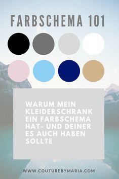 Hilfreiche Tipps zum Thema Farbschema. www.couturebymaria.com
