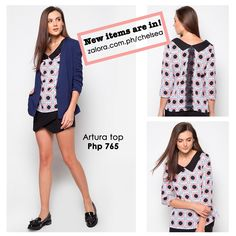 New items just landed at Zalora.com.ph/Chelsea   #fashion #style #zaloraph #shopping #fbloggers #fbloggersuk #ootd #lotd