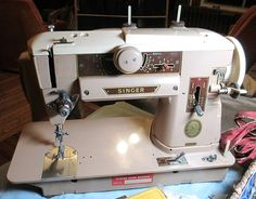 My Sewing Machine Obsession: 1951 Singer 401A repair