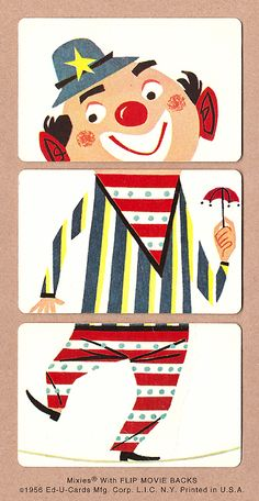 Cut out the cards and play #game #printables Clown Crafts, Circus Crafts, Circus Art, Circus Theme, Paper Toys, Paper Crafts, Puzzle Photo, Theme Carnaval, Circus Illustration