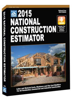 9 best contractor books images on pinterest alternative blueprint 2015 national construction estimator 9781572183063 fandeluxe Choice Image
