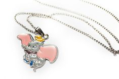 Colar Dumbo Disney - épica bijuterias Jack Skellington, Arrow Necklace, Pendant Necklace, Geeks, Disney, Jewelry, Dainty Necklace, Chains, Pendants