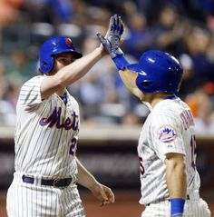 Jacob deGrom carries no-hitter into seventh inning as Mets beat Giants - NEWSDAY #Mets, #Giants, #JacobdeGrom