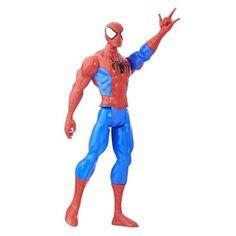 Spider-Man Titan Hero Series 12-Inch Action Figure Hasbro Spider-Man Action Figures