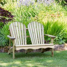 Zest 4 Leisure Lily Relax 2 Seater Garden Bench