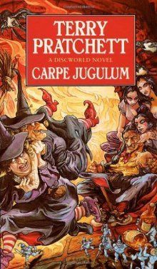 Carpe Jugulum (Discworld #23)  by Terry Pratchett