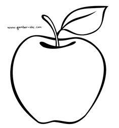 Mewarnai Gambar Buah Manggis Art School Coloring Pages