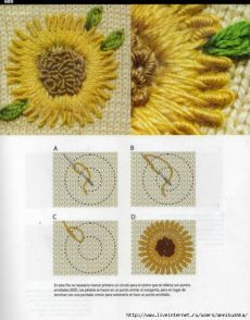 """Photo from album """"pt"""" on Yandex. Crazy Quilt Blocks, Brazilian Embroidery, Crochet Earrings, Album, Quilts, Stitch, Knitting, Content Marketing, Internet Marketing"""