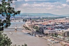 If you haven't yet visited the capital of Hungary, then prepare to be pleasantly surprised when you do it. Capital Of Hungary, Budapest Hungary, One Day, Paris Skyline, River, City, Outdoor, Outdoors, Cities