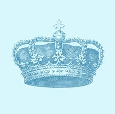 Prince Crown II Art Print