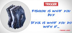 Branded jeans summer special Flat 35% off Available only on : www.trigger.in Call : 9095784700